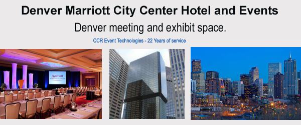 CCR Event Group – Audio Visual Services, Laptops & Technology