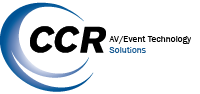 CCR Event Technology Rentals – Audio Visual, Laptops and Technology Equipment Rentals