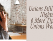 Unions Still Giving You Nightmares? Six More Tips To Make Unions Work For You!
