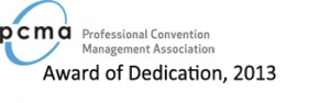 PCMA Dedication Award